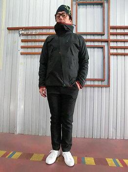 ALLGRONアルゴンジャケット防水透湿性素材を使用