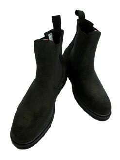 deieme DiEMME diemme VERONA旁邊戈爾長筒靴BLACK MADE IN ITALY