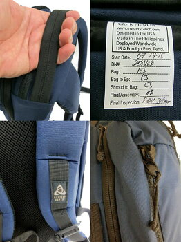 ミステリーランチMYSTERYRANCHJAVAジャバアーバンユーズに最適最新バッグ18Lミッドナイト