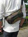 aniary (アニアリ)MCL-07-02 カモフラージュ柄がポイント コンピレーションレザー 新型ター...