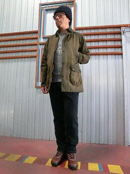 バブアーMWX0500OL71限定BedalleSlimFitビデイルスリムフィットWashedブルガリア製オリーブ