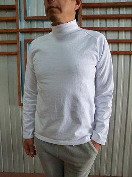 GOODONHEAVYJERSEYMOCKNECKTEEロングスリーブヘビージャージモックネックTシャツ
