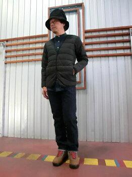 STAMMBAUMシュタンバウムASPEN-J1インナーダウンジャケットBlack【送料無料】【あす楽対応】