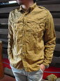 01-8019-57MEN'SDOUBLESHOULDERSHIRTSCAMEL