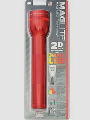 マグライト 3WATT LED専用 単1電池タイプ 2本用 2D