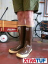 【SALE】XTRATUF xtratuf エクストラタフ  最強フィールドブーツ レインシューズ 雨天兼用 長靴 15インチ 高さ38.5 フィールドブーツ アウトドアブーツ 防水ブーツ送料無料・・・