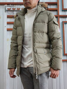 PYRENEX ピレネックス【SALE】 国内正規品 AUTHENTIC JACKET MAT オーセンティックジャケット マットナイロン LICHEN PYRENEX ピレネックス 送料無料