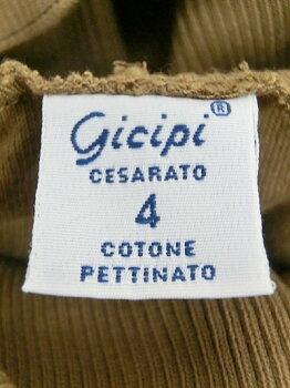 gicipi(ジチピ)GIROCOLLOM/L柔らかな上質コットン素材イタリア製コットンカットソー【送料無料】
