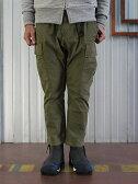 【SALE】Gramicci グラミチ GMP-001  MIL CROPPED PANTS ミリタリークロップドパンツ OLIVE オリーブ 8分丈 アンクルパンツ【あす楽対応】