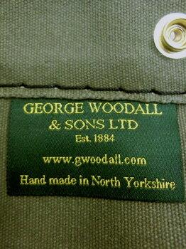 G.Woodall&SonsShoulderBagPopper2034ショルダートートバッグGreen
