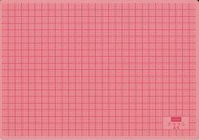 ウチダきりっこA4サイズピンク1-413-2504パステルアートに大人気