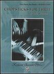 楽譜 エリック・スタイナー/チョップスティックス PA01600/1台6手ピアノ連弾/輸入楽譜(T)