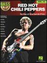 レッド・ホット・チリ・ペッパーズ(オーディオ・アクセス・コード付)(00702991/Bass Play-Along Bass(TAB譜付)/輸入楽譜(T))