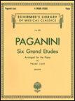 楽譜 リスト/パガニーニによる大練習曲 50256550/ピアノ・ソロ/輸入楽譜(T)