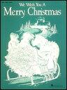 楽譜 おめでとうクリスマス(ウィ・ウィッシュ・ユー・ア・メリー・クリスマス) 00353009/ピアノ・ヴォーカル・ギター/輸入楽譜(T)