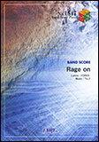 楽譜 Rage on/OLDCODEX バンド・ピース 1547