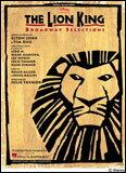 楽譜 ライオン・キング(ブロードウェイ・ミュージカル版) ピアノ・ボーカル・セレクション
