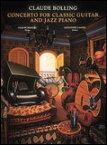 楽譜 クロード・ボリング/クラシック・ギターとジャズ・ピアノのための協奏曲 00673211/ピアノ、ギター、ベース、ドラム/輸入楽譜(T)