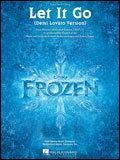 楽譜 レット・イット・ゴー(デミ・ロヴァート・ヴァージョン)/「アナと雪の女王」(00124617...
