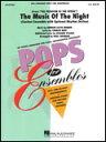 楽譜 ミュージック・オブ・ザ・ナイト(夜の音楽)(「オペラ座の怪人」より)(04157524/クラリネット4重奏【編成:3Cl & BassCl (オプション:3rd AltoCl/ピアノ/ベース/ドラムセット)】/G2.5/輸入楽譜(T))