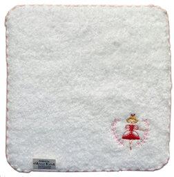 SKTC147-01 ポワポワチック・タオルチーフ/パッセ(【843】 サイズ:約縦230×横230mm/素材:綿100%/日本製 泉州タオル)