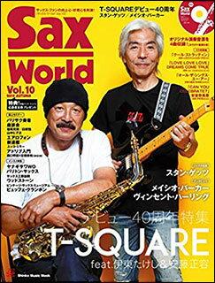 本・雑誌・コミック, 楽譜 Sax World Vol.10CD()