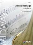 楽譜 スパーク/アルビオン・ヘリテージ (英国民謡幻想曲)(輸入吹奏楽譜(T)/G4/T:8:45)