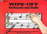 楽譜 ワイプ・オフ 5せんとけんばん WP269/ピアノレッスンの効果を上げるための教材