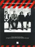 楽譜 U2/ハウ・トゥ・ディスマントル・アン・アトミック・ボム #090348/輸入楽譜ギター・タ...