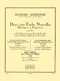 アルフォンス:旋律的・漸進的な新しい200のホルン練習曲_第1巻_ルデュック社ライセンス版