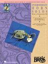 [楽譜] カナディアン・ブラスの中級ホルン・ソロ集(CD付)【DM便送料別】(Canadian Brass Book of Intermediate Horn Solos)《輸入楽譜》