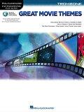 [楽譜] 「有名な映画音楽テーマ集」トロンボーン編(彼こそが海賊, スターウォーズ他全12曲)(インストゥルメ...【10,000円以上送料無料】(Great Movie Themes - Trombone)《輸入楽譜》