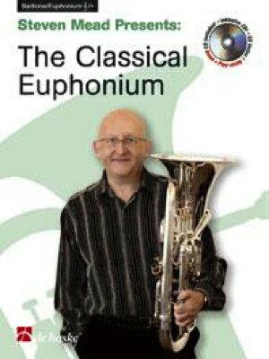 本・雑誌・コミック, 楽譜  (Euph T.C.B.C.)CD10,000(Steven Mead Presents: The Classical Euphonium)