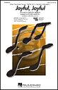 [楽譜] 「天使にラブソングを2」より ジョイフルジョイフル(カラオケCD)【10,000円以上送料無料】(Joyful, Joyful)《輸入楽譜》