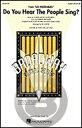 [楽譜] 民衆の歌(ミュージカル「レ・ミゼラブル」より)(SAB: 混声三部合唱)【10,000円以上送料無料】(Do You Hear the People Sing?(from Les Miserables)(SAB)《輸入楽譜》