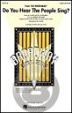 [楽譜] 民衆の歌(ミュージカル「レ・ミゼラブル」より)(TTBB)【10,000円以上送料無料】(Do You Hear the People Sing?(from Les Miserables)(TTBB)《輸入楽譜》