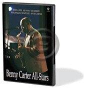 [DVD] ベニー・カーター・オールスターズ【5,000円以上送料無料】(Benny Carter All Stars,The)《輸入DVD》