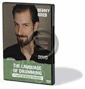 [DVD] ベニー・グレッブ/ドラミングの言葉【10,000円以上送料無料】(Benny Greb The Language of DrummingA System for Musical Expression)《輸入DVD》