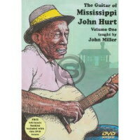 [DVD] ギター・オブ・ミシシッピ・ジョン・ハート【10,000円以上送料無料】(The Guitar Of Mississippi John Hurt: Volume One)《輸入DVD》