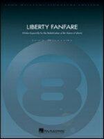 [楽譜] リバティー・ファンファーレ(ジョン・ウィリアムズ)【ハイ・グレード版】《輸入オーケストラ楽譜》【DM便送料無料】(LIBERTY FANFARE)《輸入楽譜》:ロケットミュージック 楽譜EXPRESS