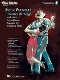[楽譜] タンゴの歴史(ギター/フルート二重奏)【5,000円以上送料無料】(Astor Piazzolla Histoire Du Tango and Other Latin Classics for Guitar & Flute)《輸入楽譜》