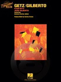 [楽譜] ゲッツ/ジルベルト《輸入ギター楽譜》【10,000円以上送料無料】(Getz/Gilberto)《輸入楽譜》