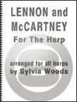 [楽譜] ビートルズ名曲集(46曲収録)【10,000円以上送料無料】(Lennon and McCartney for the Harp)《輸入楽譜》