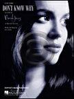 [楽譜] ノラ・ジョーンズ/ドント・ノウ・ホワイ【5,000円以上送料無料】(Norah Jones - Don't Know Why)《輸入楽譜》