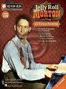 [楽譜] ジェリー・ロール・モートン・ソロ集【5,000円以上送料無料】(Jelly Roll Morton)《輸入楽譜》