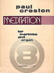 [楽譜] ポール・クレストン/メディテーション Op.90【5,000円以上送料無料】(Meditation Op. 90)《輸入楽譜》
