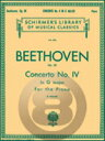 [楽譜] ベートーヴェン/ピアノ協奏曲第4番 ト長調 Op.58《輸入ピアノ楽譜》【10,000円以上送料無料】(Con