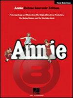[楽譜] アニー(ピアノ/ヴォーカル)《輸入ピアノ楽譜》【10,000円以上送料無料】(Annie Vocal Selections - Deluxe Souvenir Edition)《輸入楽譜》