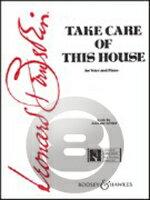 [楽譜] 家の手入れ(Piano/Vocal)《輸入ピアノ楽譜》【10,000円以上送料無料】(Take Care of This House (from 1600 Pennsylvania Avenue)《輸入楽譜》