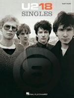 ピアノ(ポップス/ロック)[楽譜] U2/18シングルス(初級ピアノ)《輸入ピアノ楽譜》【メール...